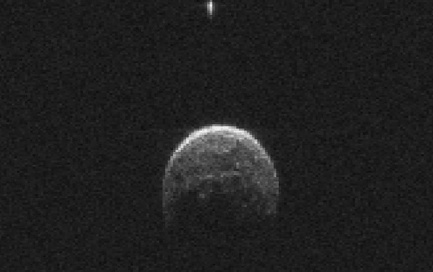 Скриншот gif-анимации на сайте NASA.