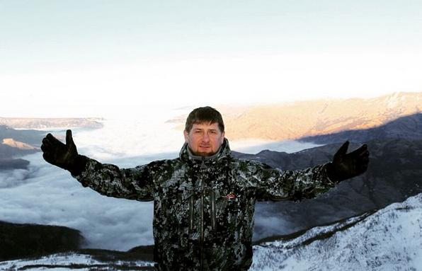 Instagram Рамзана Кадырова.