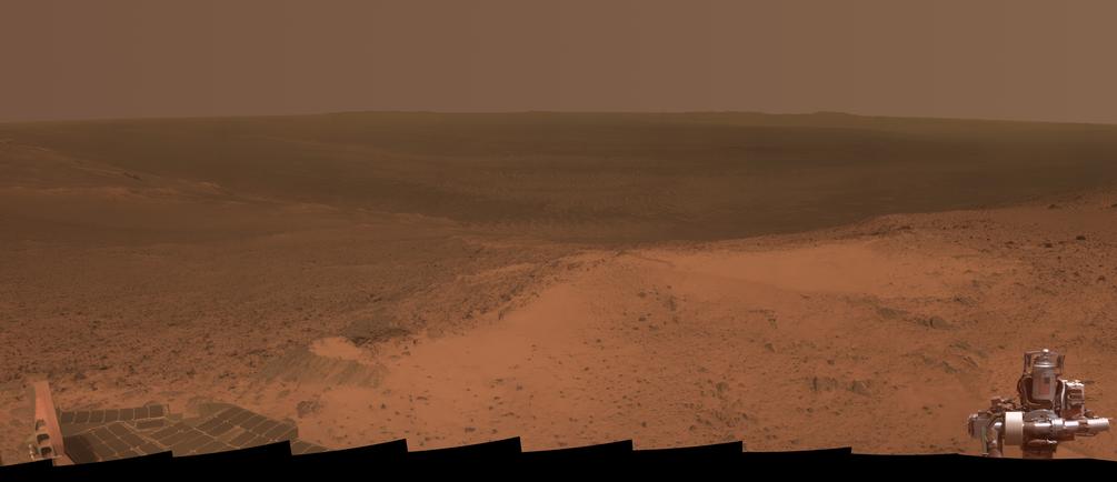 NASA/JPL-Caltech/Cornell Univ./Arizona State Univ.