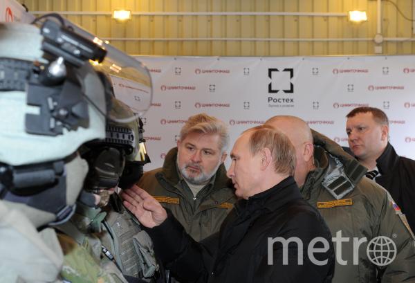 Михаил Климентьев/РИА Новости.