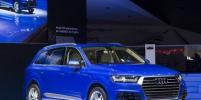 Автосалон в Детройте-2015: фото Volkswagen, Mercedes, Audi и Hyundai