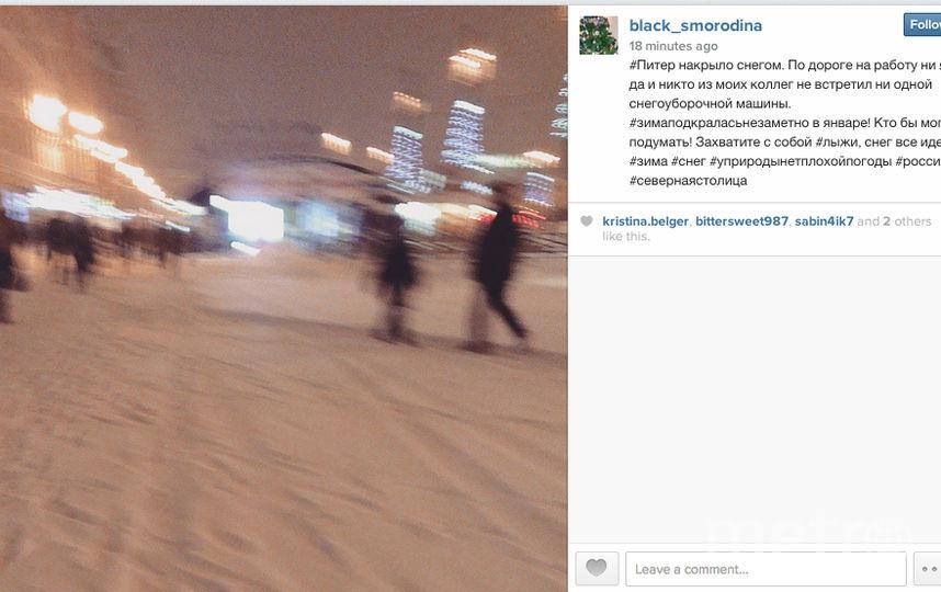 Instagram / black_smorodina.