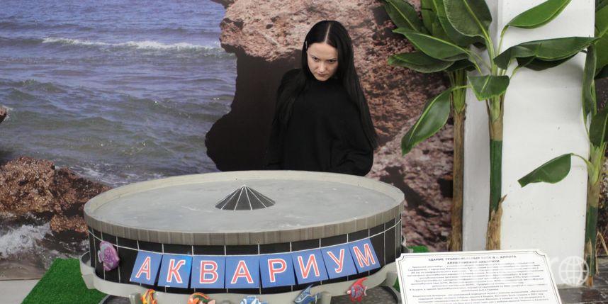 Анастасия Шевченко.