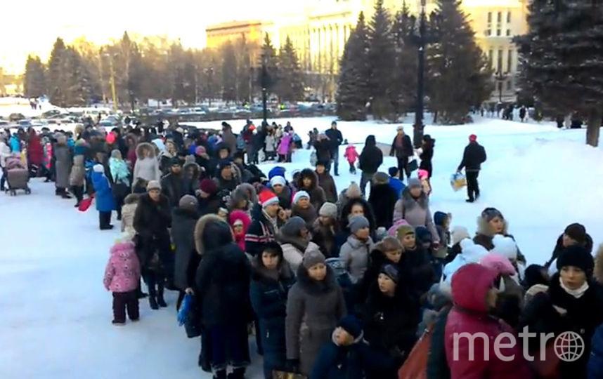 кадр из видео Ильи Боброва.