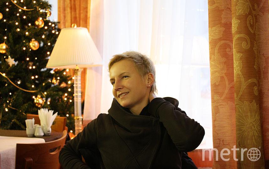 Ольга Сафрошина.