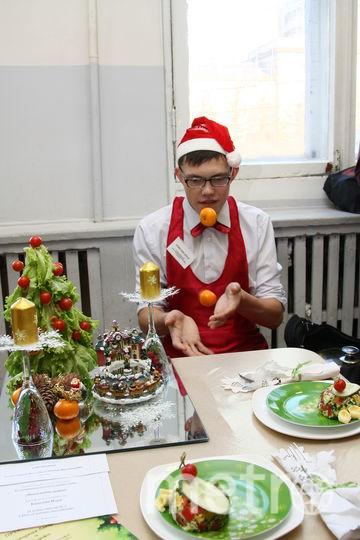 Николай Середин.
