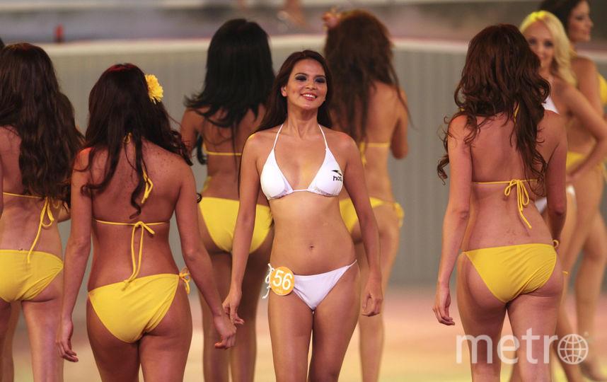 Beauty pageant bikini pics — photo 12