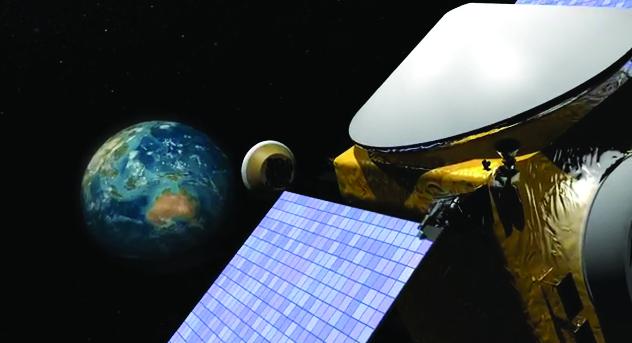 Space-OSIRISREx.