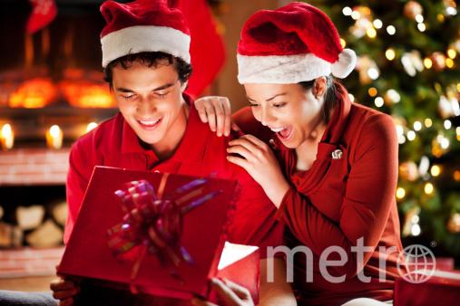 Какой страны жители придумали подарки на новый год