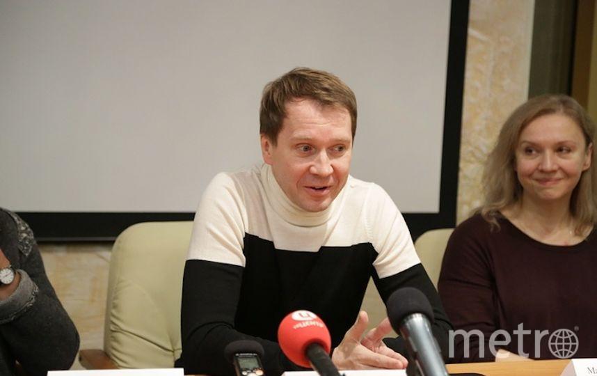 Официальный сайт Евгения Миронова.