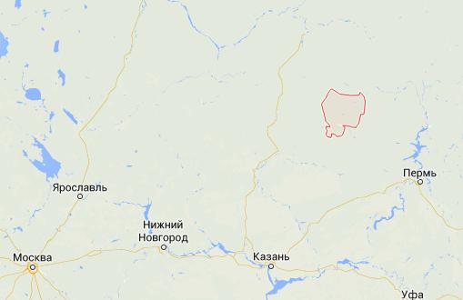 принтскрин Google.ru/maps.