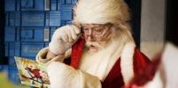 В Омске начала свою работу почта Деда Мороза