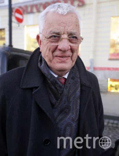 Вячеслав Гурецкий.