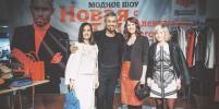 Александр Рогов успел одеть девушек за 24 часа
