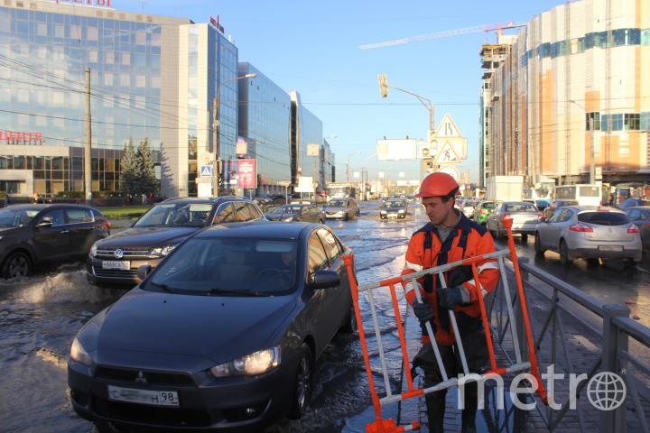 ГУ МЧС России по Санкт-Петербургу.