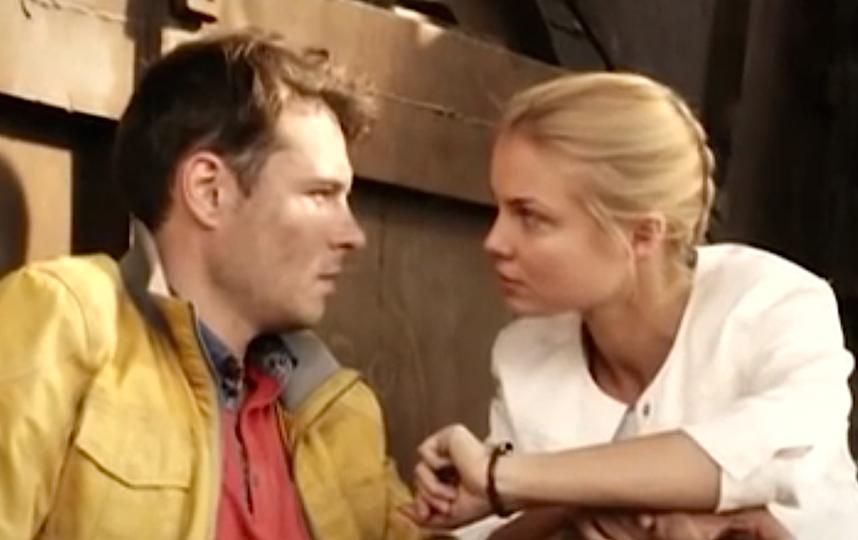 """Кадр из сериала """"Соблазн"""" с Татьяной Арнтгольц."""