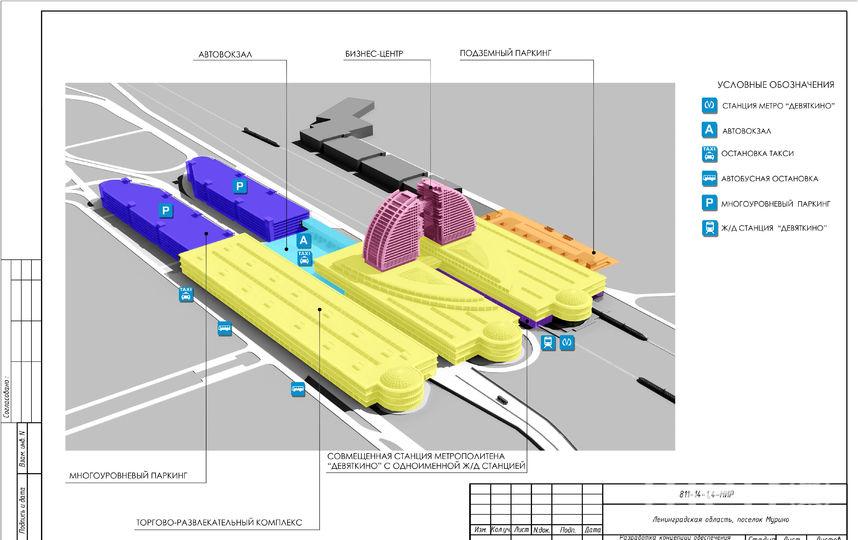 предоставлено АНО «Дирекция по развитию транспортной системы Санкт-Петербурга и Ленобласти».