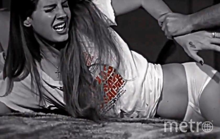 кадр из видео Sturmgruppe.