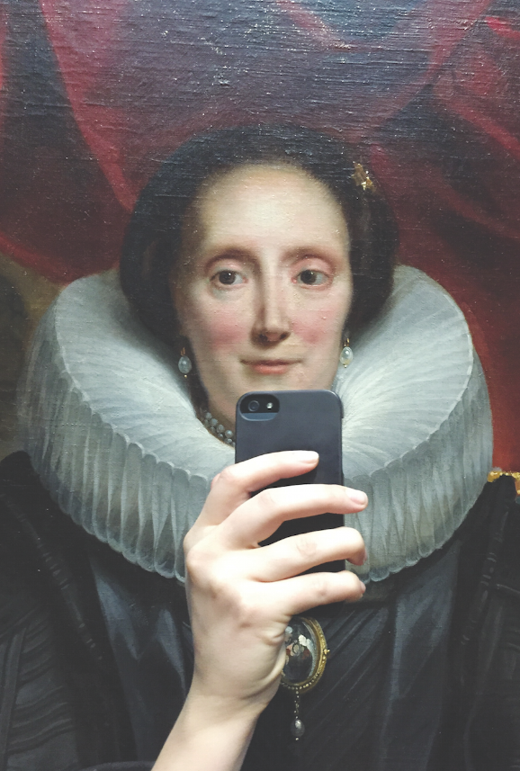 Olivia Muus/Museum of Selfies .