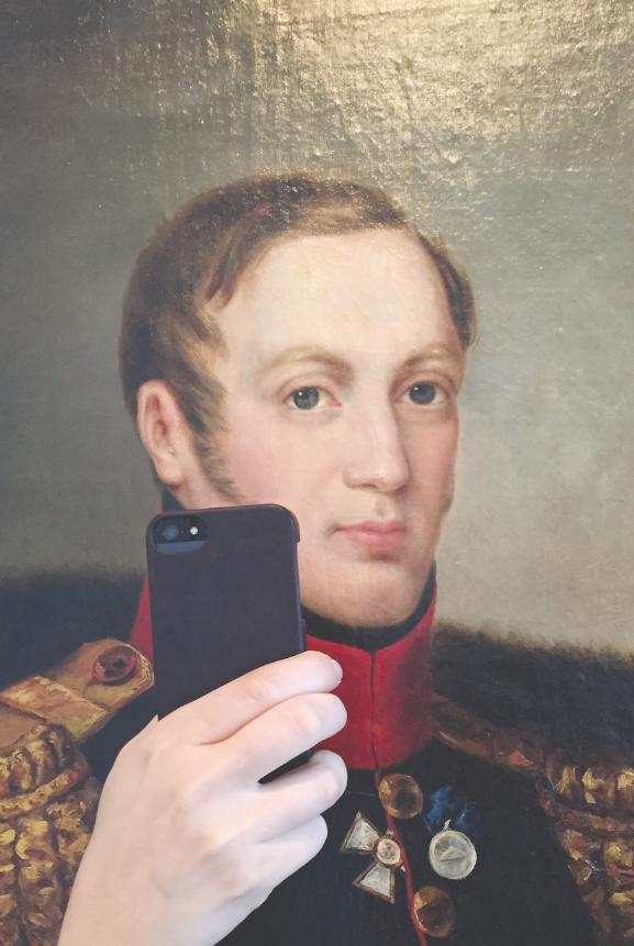 Olivia Muus/Museum of Selfies .