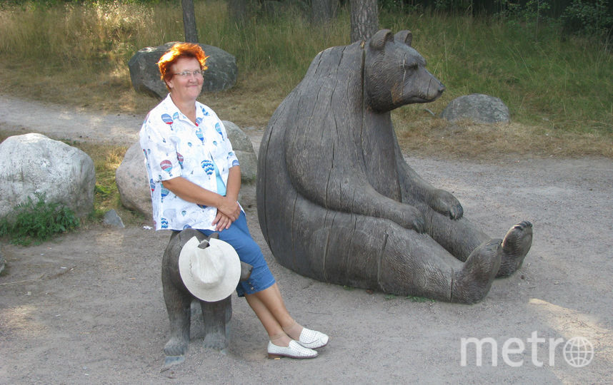 Валентина Степихова.