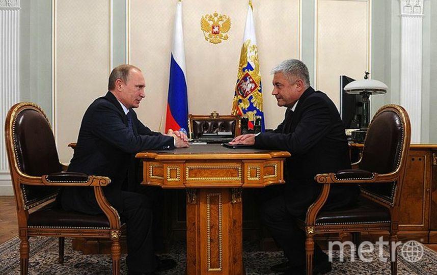 пресс-служба Президента РФ.