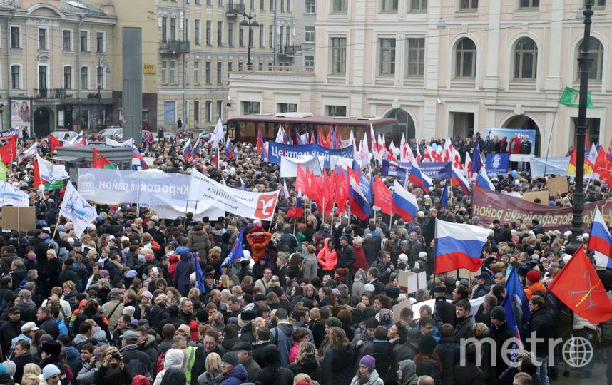 Пресс-служба администрации Петербурга / gov.spb.ru.
