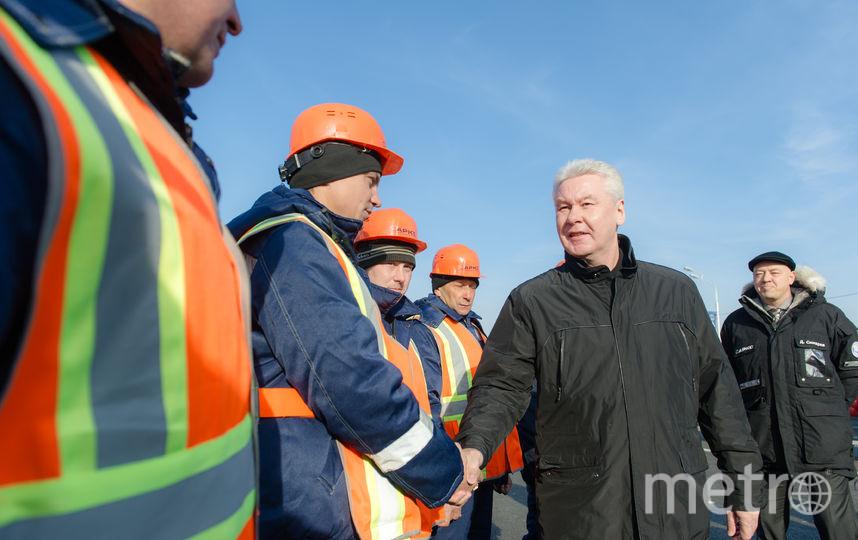 пресс-служба Правительства Москвы.