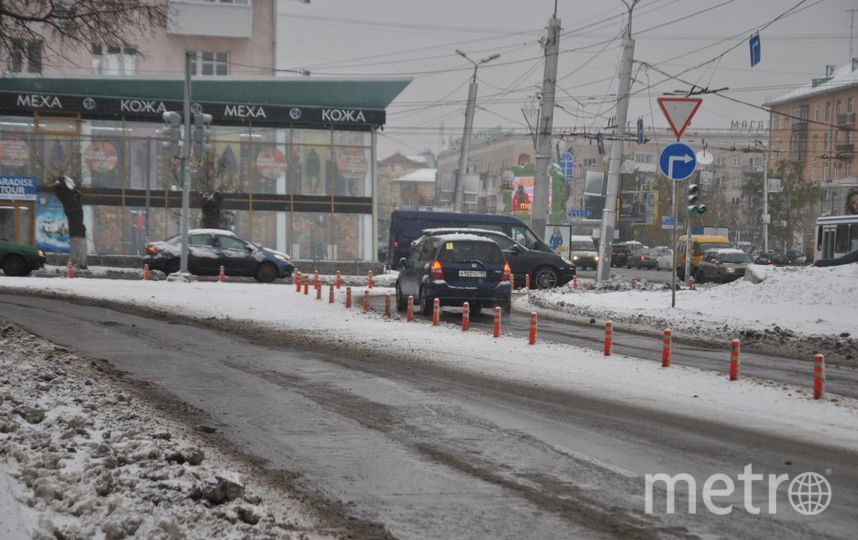 Фото предоставлено УГИБДД Омской области.
