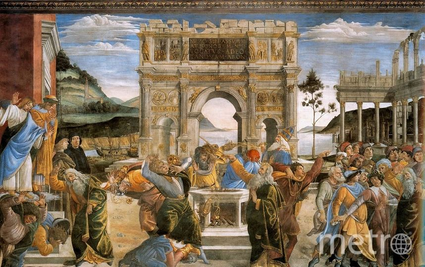 Sandro Botticelli .