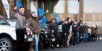 Клуб любителей LADA Niva IG пожертвовал деньги детдому в Петербурге