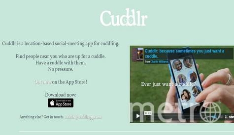 Cuddlr.