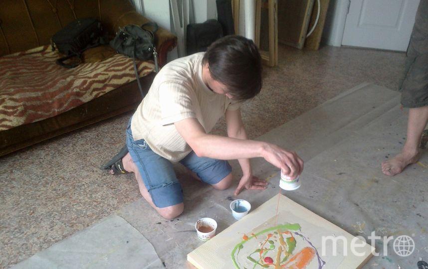 Борис Хохонов.