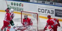 «Шофёры» на своем льду уступили казанскому «Ак Барсу»