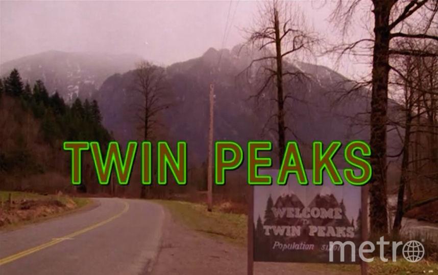 заглавный кадр из заставки сериала.