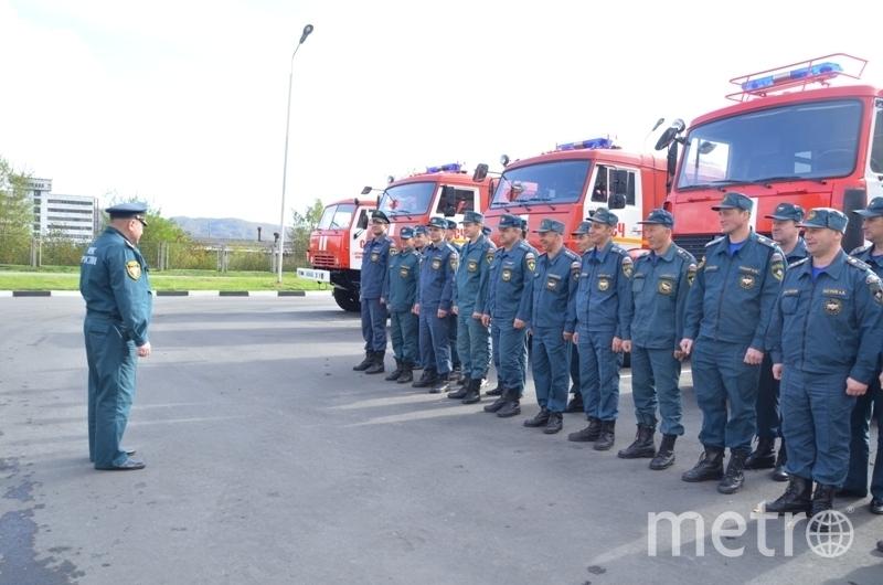 Все фото: МЧС России.