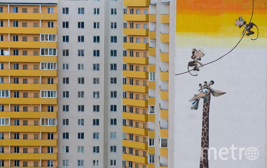 Ипотека – самый стабильный вид кредитов в России / Сергей Ермохин / ИТАР-ТАСС.