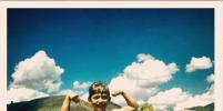Арнольд Шварценеггер любит шутить над сыном в Instagram