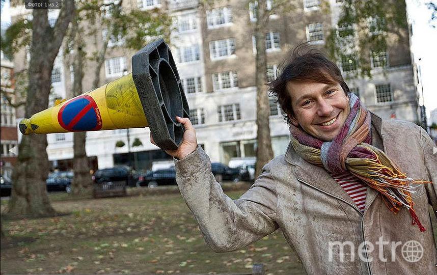 Евгений Чичваркин / Фото из Твиттера Е. Чичваркина – chichvarkin_ru.