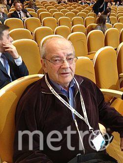 Дмитрий Зимин / фото: Антон Носик / Wikipedia.org.