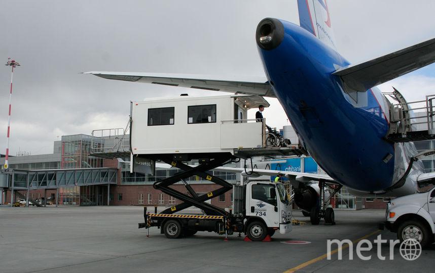пресс-служба аэропорта Кольцово.