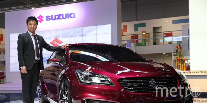 Все фото предоставлены предоставлены пресс-службой Suzuki.