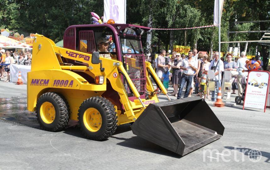 ОАО «ЧЕТРА – Промышленные машины».
