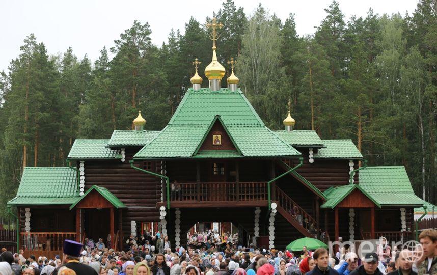 Екатеринбургская епархия.