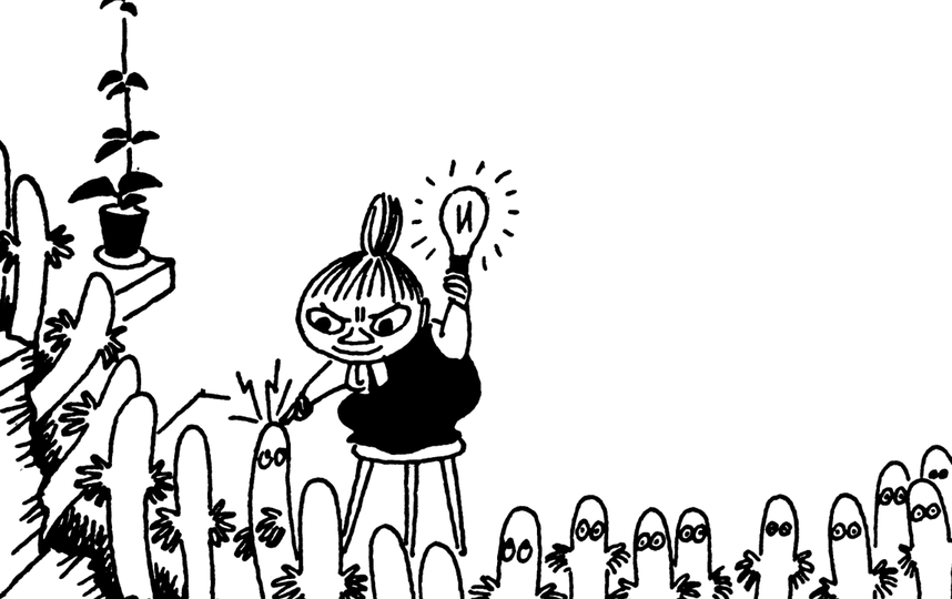 © Moomin Characters Ltd.