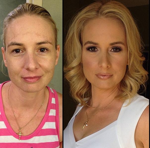 картинки макияжа актеров до и после стали презирать только