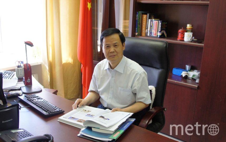 Генеральное консульство КНР в Екатеринбурге.