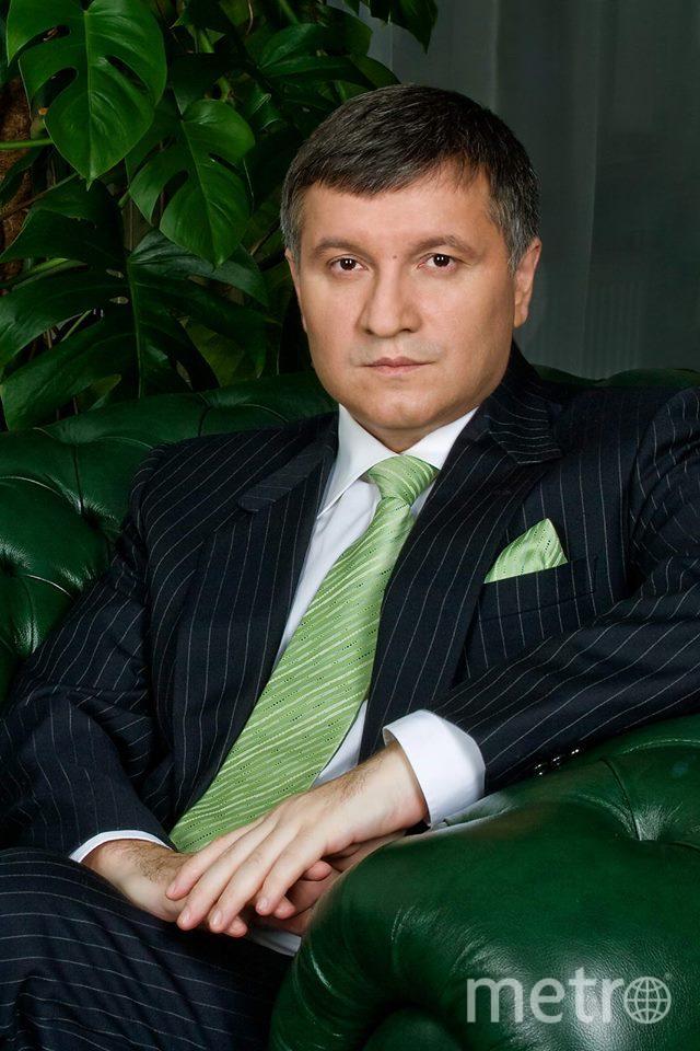личная страница Арсена Авакова в Facebook.