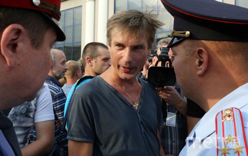 Интерпресс / Андрей Пронин.