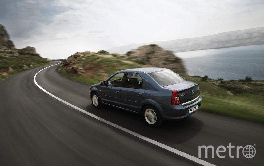с официального сайта Renault в России.